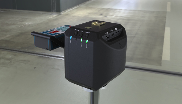 Auto-Measure 3D base scanning with Bosch GLM 100 C