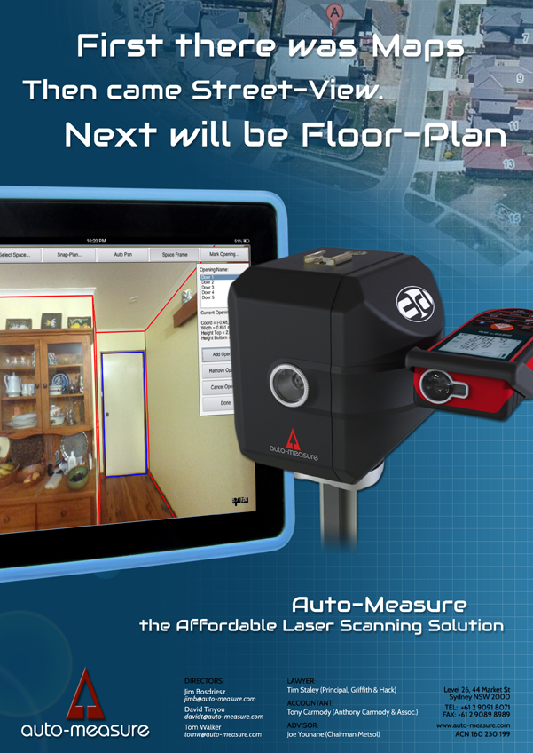 Floor-Plan app brochure