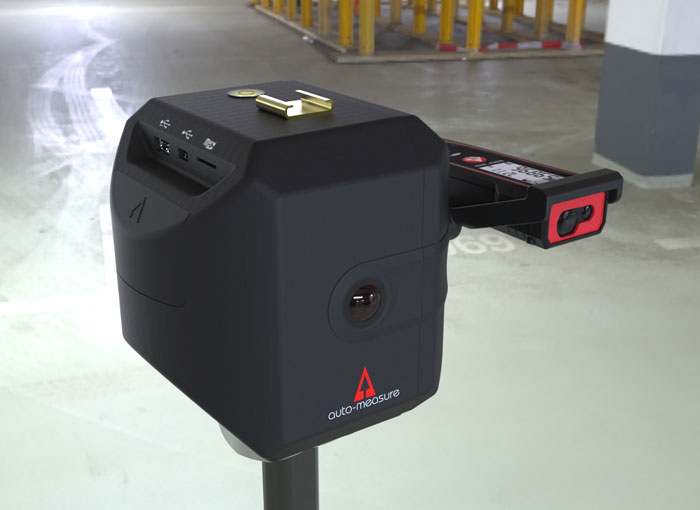 Auto-Measure 3D base scanning with Leica DISTO D110