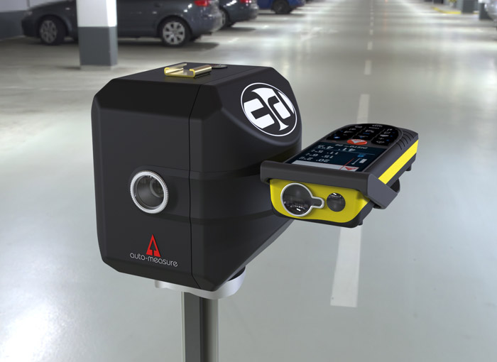 Auto-Measure 3D base scanning with Leica DISTO D8